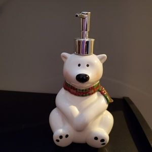 Unknown Bath - Bear Soap Dispenser